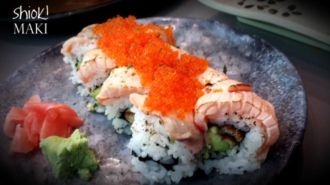 Koh Sushi Shiok maki