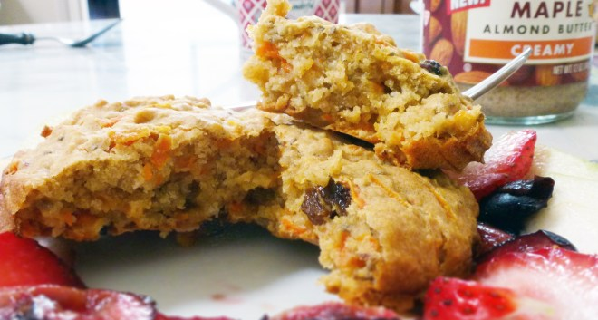Carrot Cake cookie [zoom] (290613)