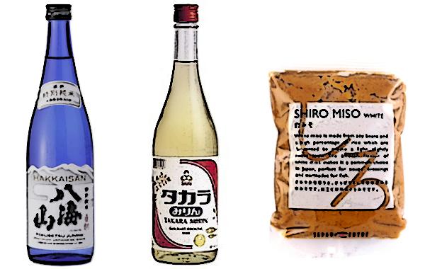 sake-mirin-miso