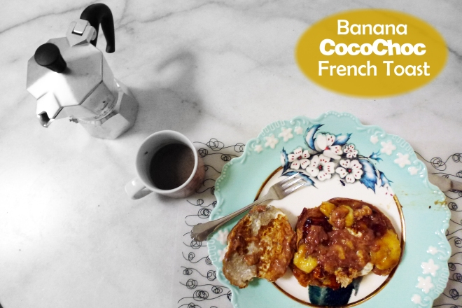 French toast banana cocochoc [all] (020713)